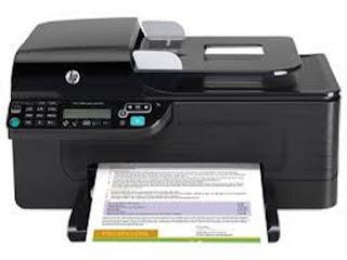 Image HP Officejet 4500 G510h Printer