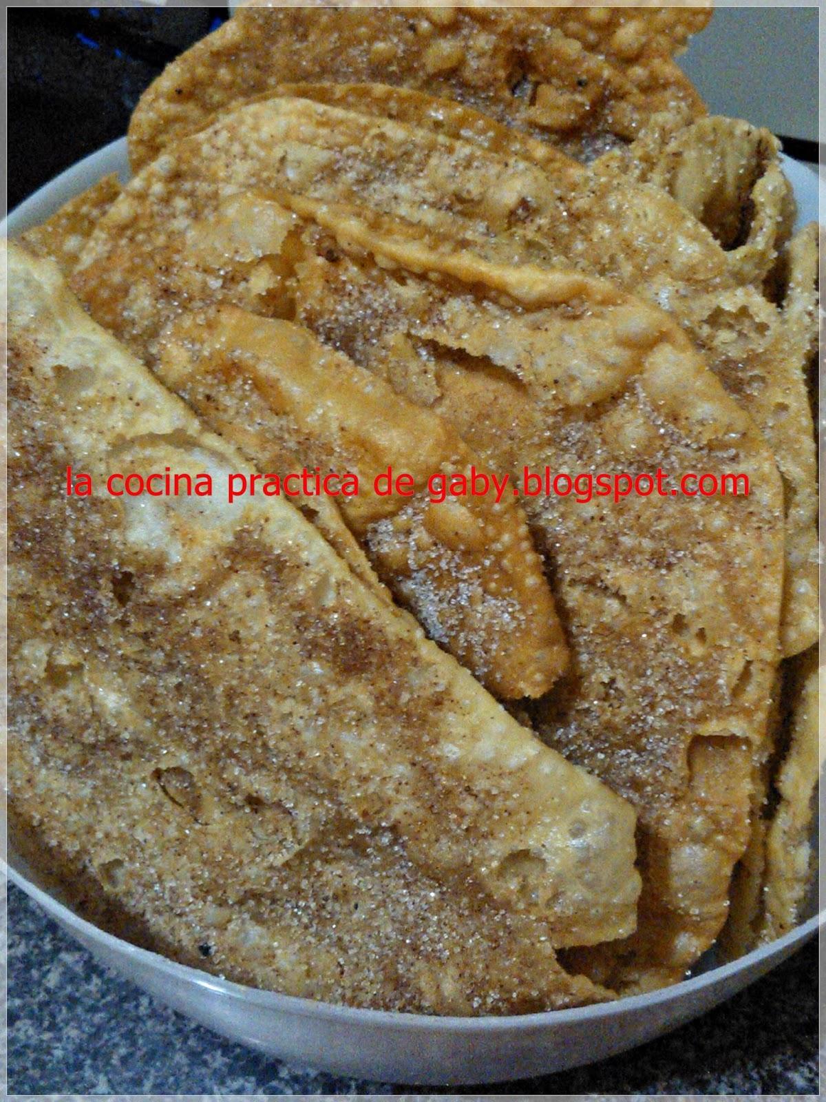 La cocina practica de gaby bu uelos practicos for Cocina practica