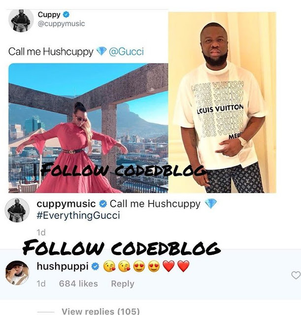 call Me Hushcuppy DJ Cuppy Reveals New Boo  After Split With Asa Asika
