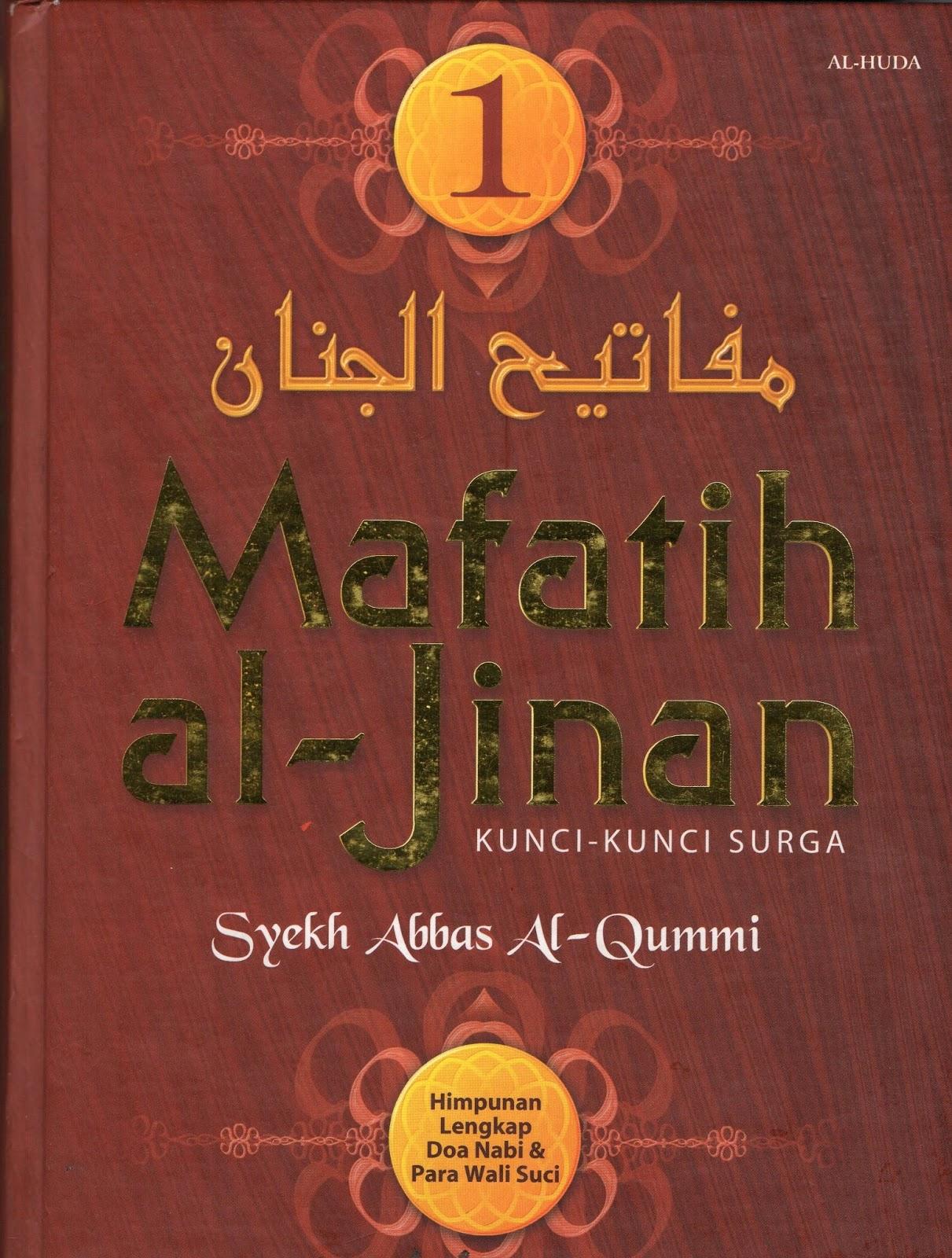 Mafatih Al Jinan Pdf