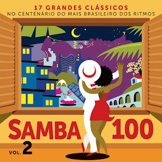 Samba 100 Vol.02 cover 2B 25282 2529