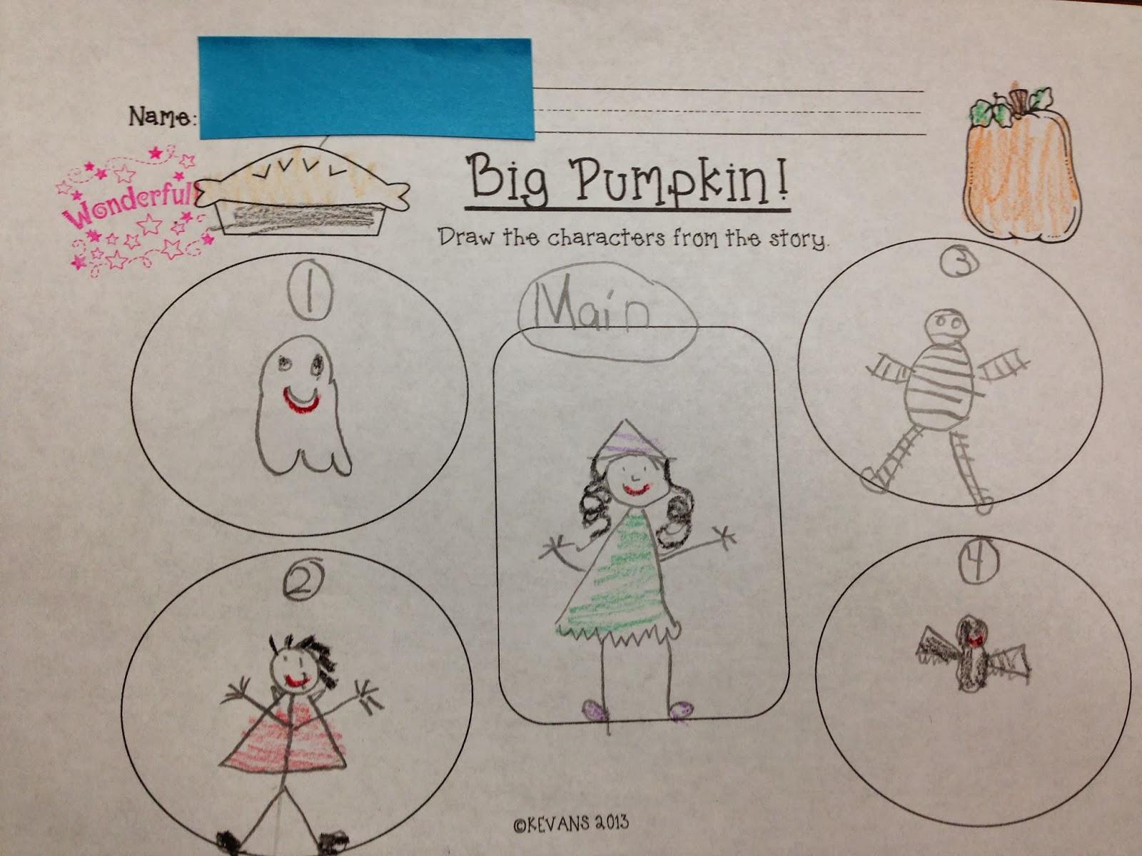 Sweet Sounds Of Kindergarten Big Pumpkin Children S