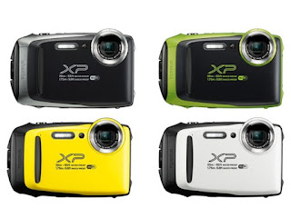 Fujifilm представила FinePix XP130