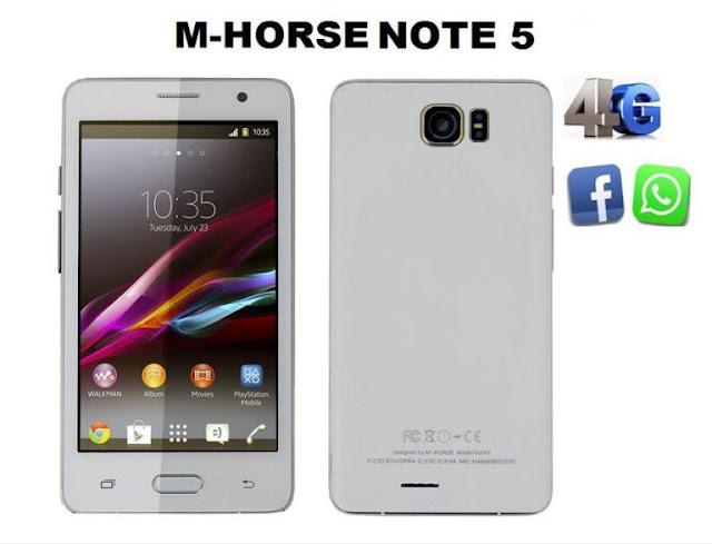 M-Horse Note 5 (Double Sim)