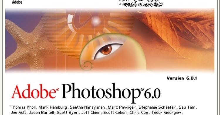 SCARICA PHOTOSHOP 6.0