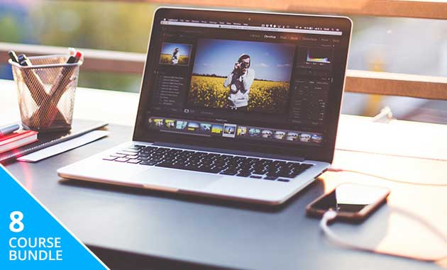 Ultimate Adobe Photo Editing Course Bundle Discount