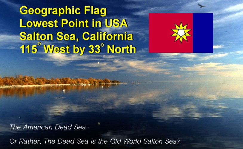 The Voice of Vexillology, Flags & Heraldry: Geographic Flag
