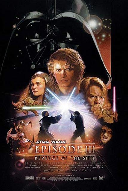 Poster de Star Wars Episodio III