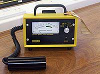 عداد جيجر ، جهاز قياس نسبة الإشعاع ، عداد جايجر ميولر ppt ، عداد جيجر مولر doc , pdf