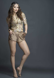 Gorgeous Urvashi Rautela Long Legs
