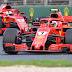 """Vettel diz que """"imagem"""" de Raikkonen está distorcida: """"Somos um bom par"""""""