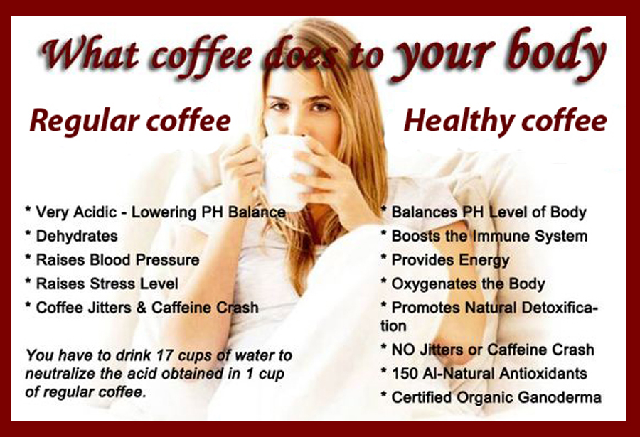 DXN healthy coffee