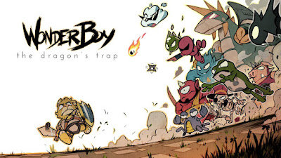 Wonder Boy: The Game Android/iOS
