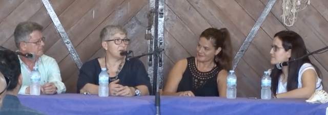 LA CHANCA. UN CAMBIO REVOLUCIONARIO. Presentación de JUANA SÁNCHEZ