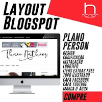 Layout Blogspot Person