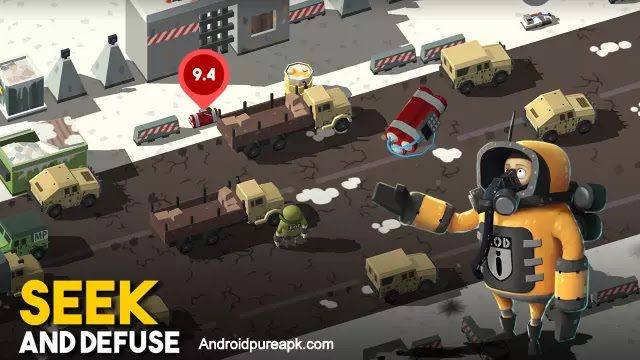 Bomb Hunters (Unreleased) Mod Apk
