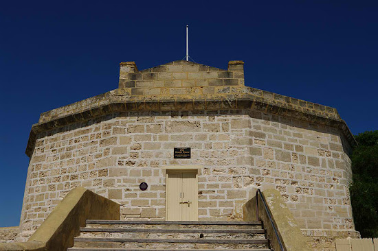 Fremantle City Round House