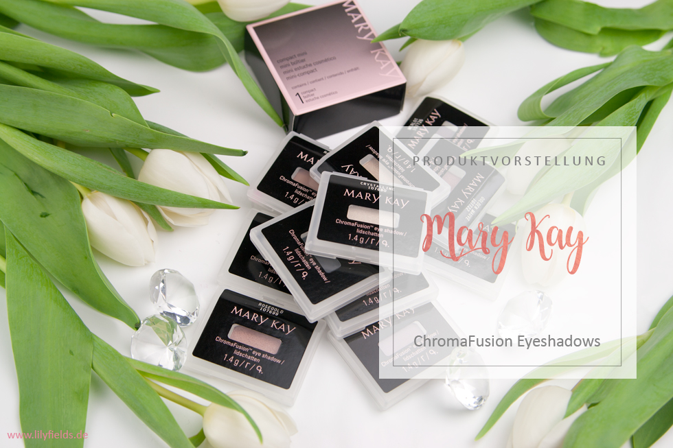 Mary Kay - Chromafusion™ Eye Shadow-Kollektion