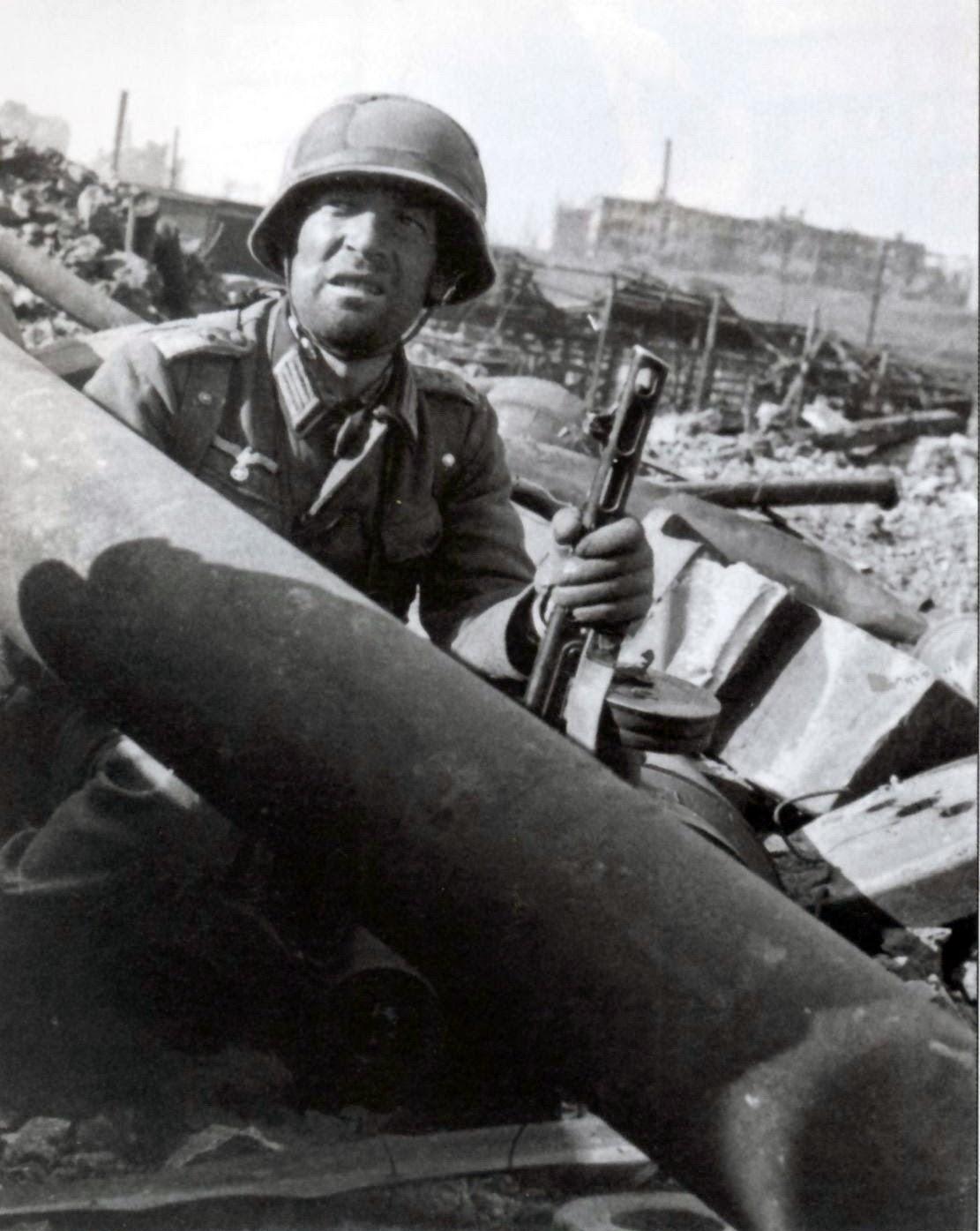 Foto Pertempuran Stalingrad