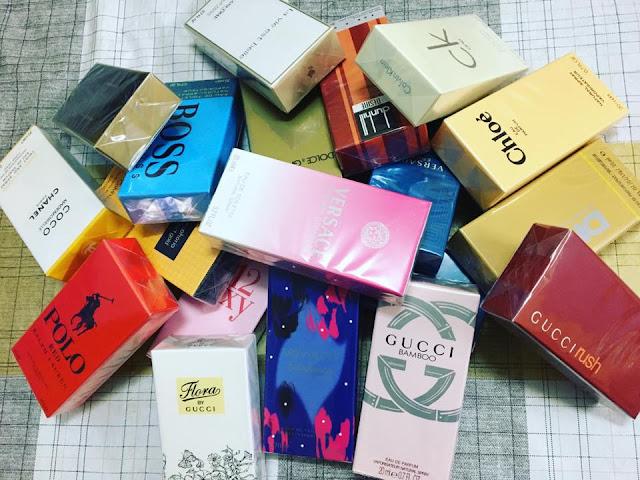 Perfume pocket memang wangi tahan lama ke?