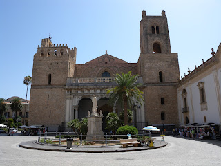 The Norman cathedral in Monreale