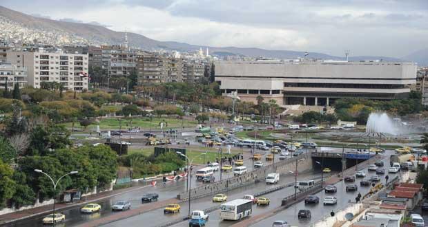 الحكومة-السورية-تطلق-مشروع-مدينة-السيارات