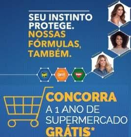 Cadastrar Promoção Raid Baygon OFF 1 Ano Supermercado Grátis