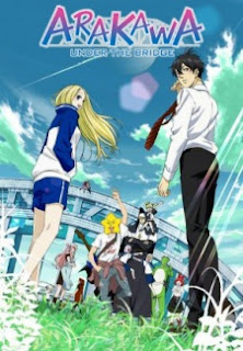 Download Arakawa Under the Bridge Subtitle Indonesia Batch Episode 1 – 13