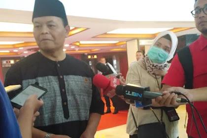 Penyokong Dana Kampanye Paslon 01 Dicurigai, Waka MPR: KPU Harus Beri Klarifikasi