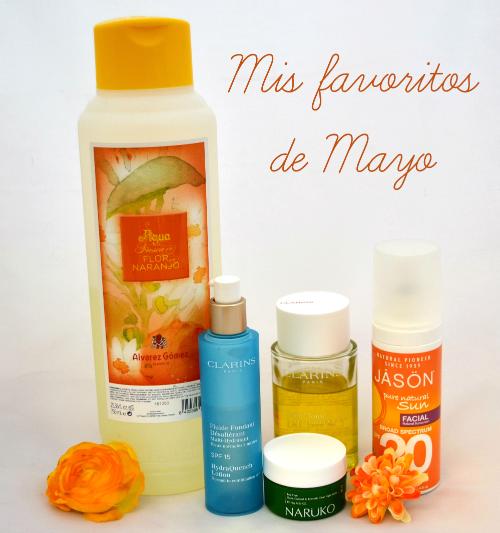 productos favoritos del mes de mayo en el blog