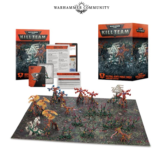 This Week's Pre-Orders and Prices: Lord of the Rings and Kill Team
