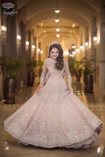 Nadia Hussain Weding Dresses Collection 2019