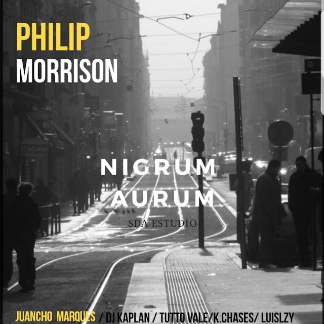 Philip Morrison - Nigrum aurum - Portada