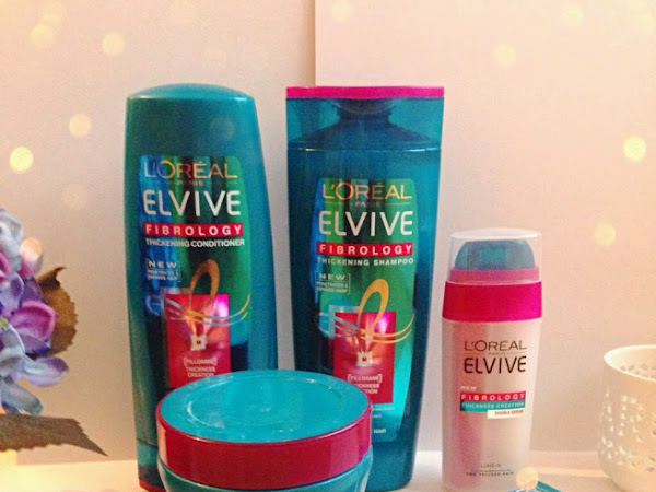 Review: L'Oreal Elvive Fibrology