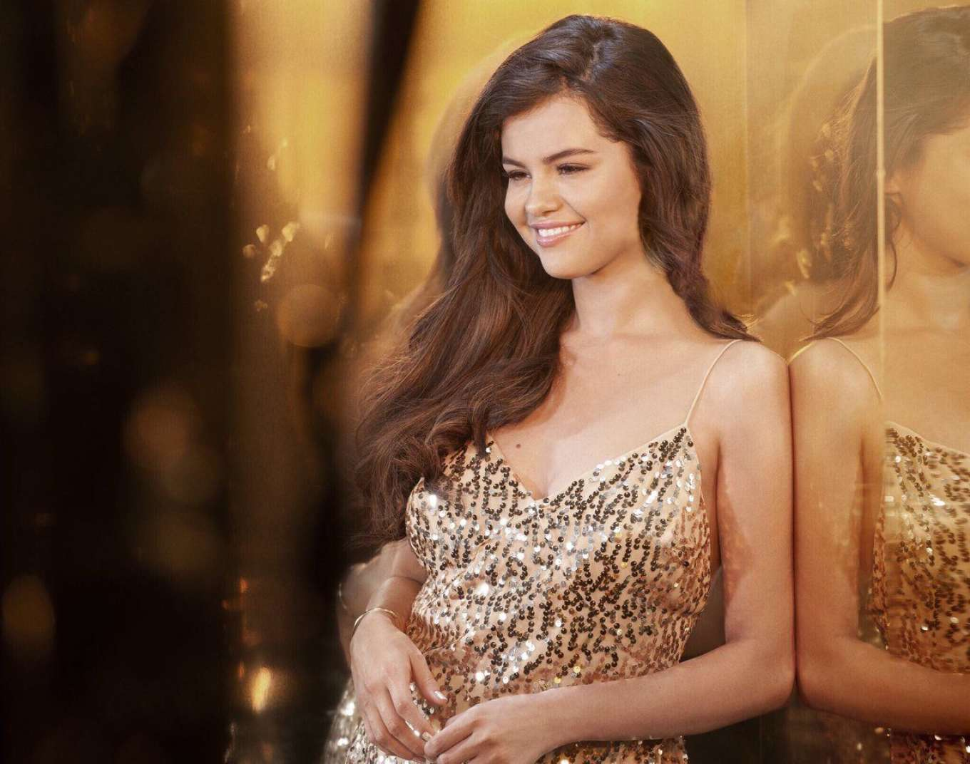 Selena Gomez: Pantene Strong is Beautiful 2019 Campaign