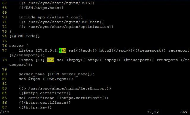 Make your home smarter: Installing SSLH onto Synology DSM6