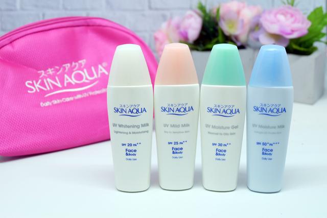 Review Sunblock Skin Aqua Untuk Kulit Berjerawat