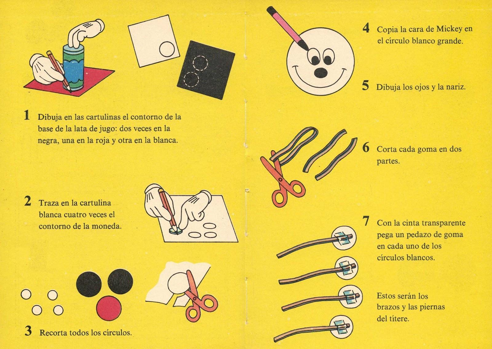 Como Hacer Un Personaje De Disney Con Materiales Reciclables