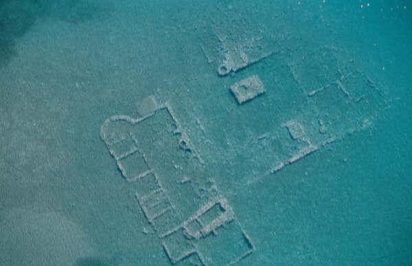 Η βυθισμένη Ατλαντίδα της Αργολίδας στην αρχαία Επίδαυρο (βίντεο)