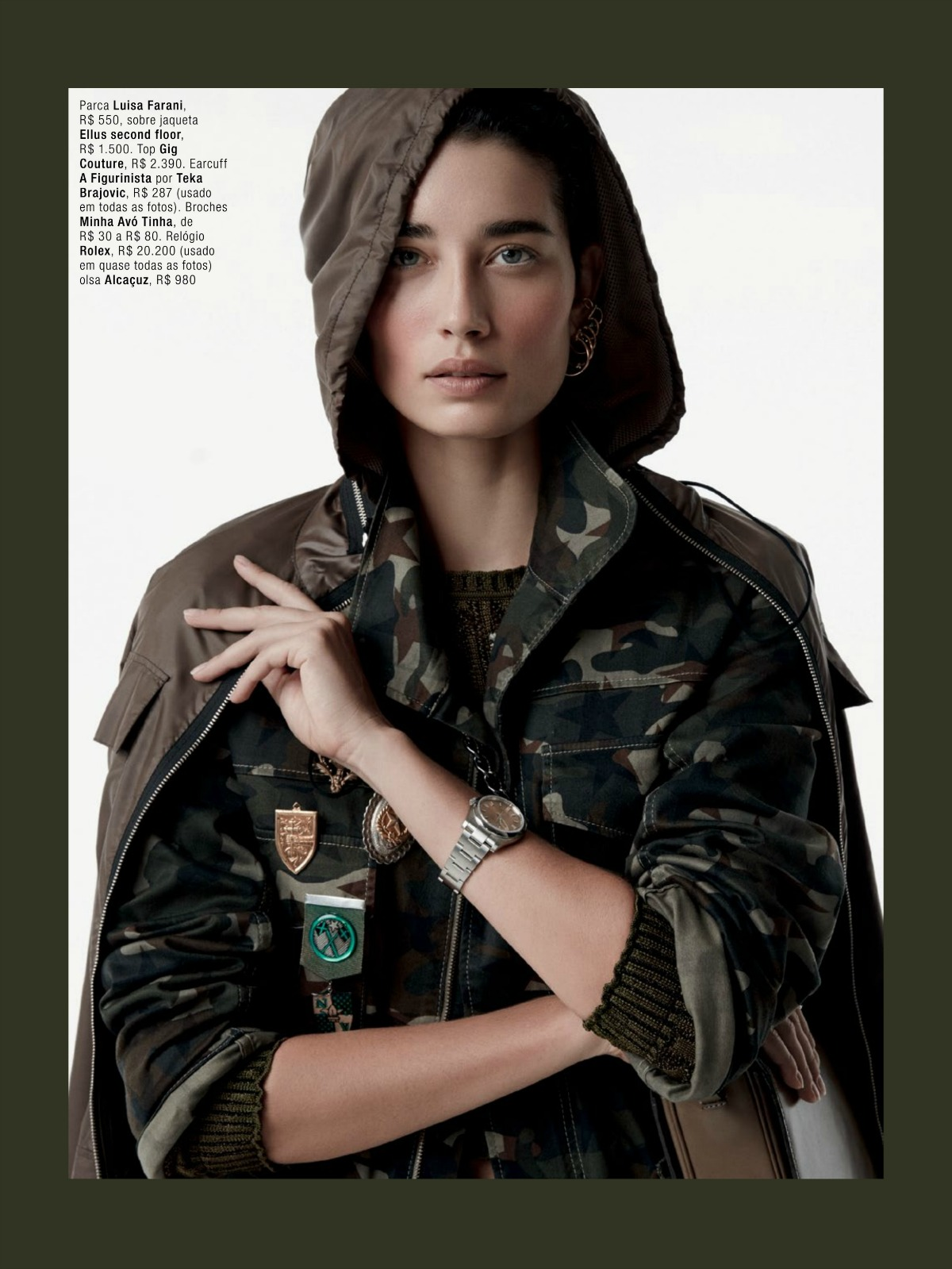 063abad72 Marie Claire Brasil - Maio 2017