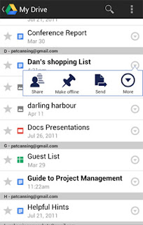 Google Drive For Mobile_Android App