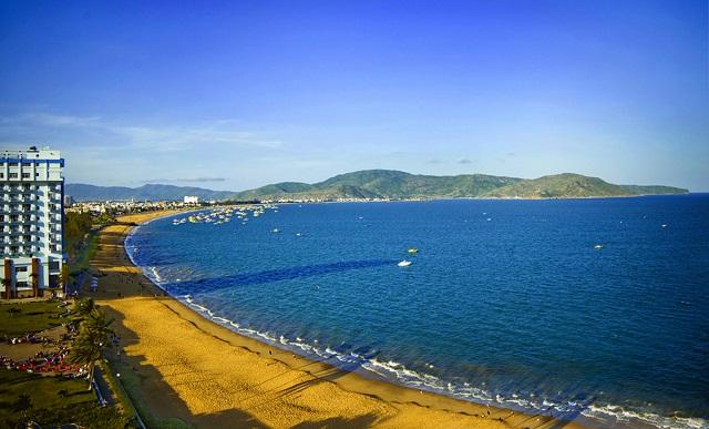 Biển Quy Nhơn - Bình Định