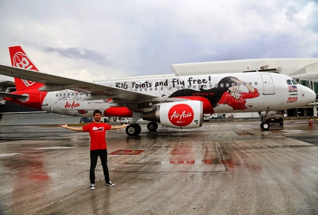 AirAsia Big New Livery & New Direction, AirAsia Big, AirAsia, AirAsia, airasia new direction, airplane, airline new