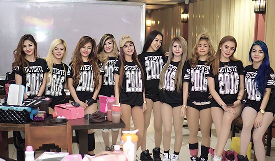 Sexy girl dance group 'Open Letter' to all Duterte's detractors