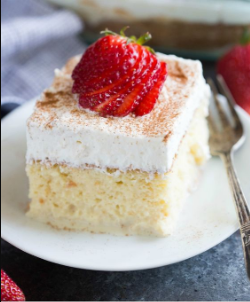 The Best AuthenticTres Leches Cake