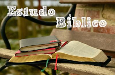Estudo Bíblico - Blog Uma Vida Cristã
