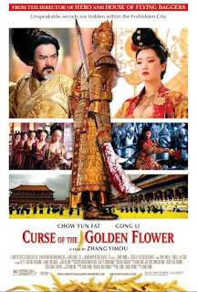 Sinopsis Film Curse of the Golden Flower (2006)