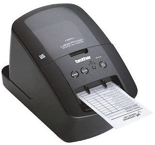Brother QL-720NW Label Printer and Driver Download