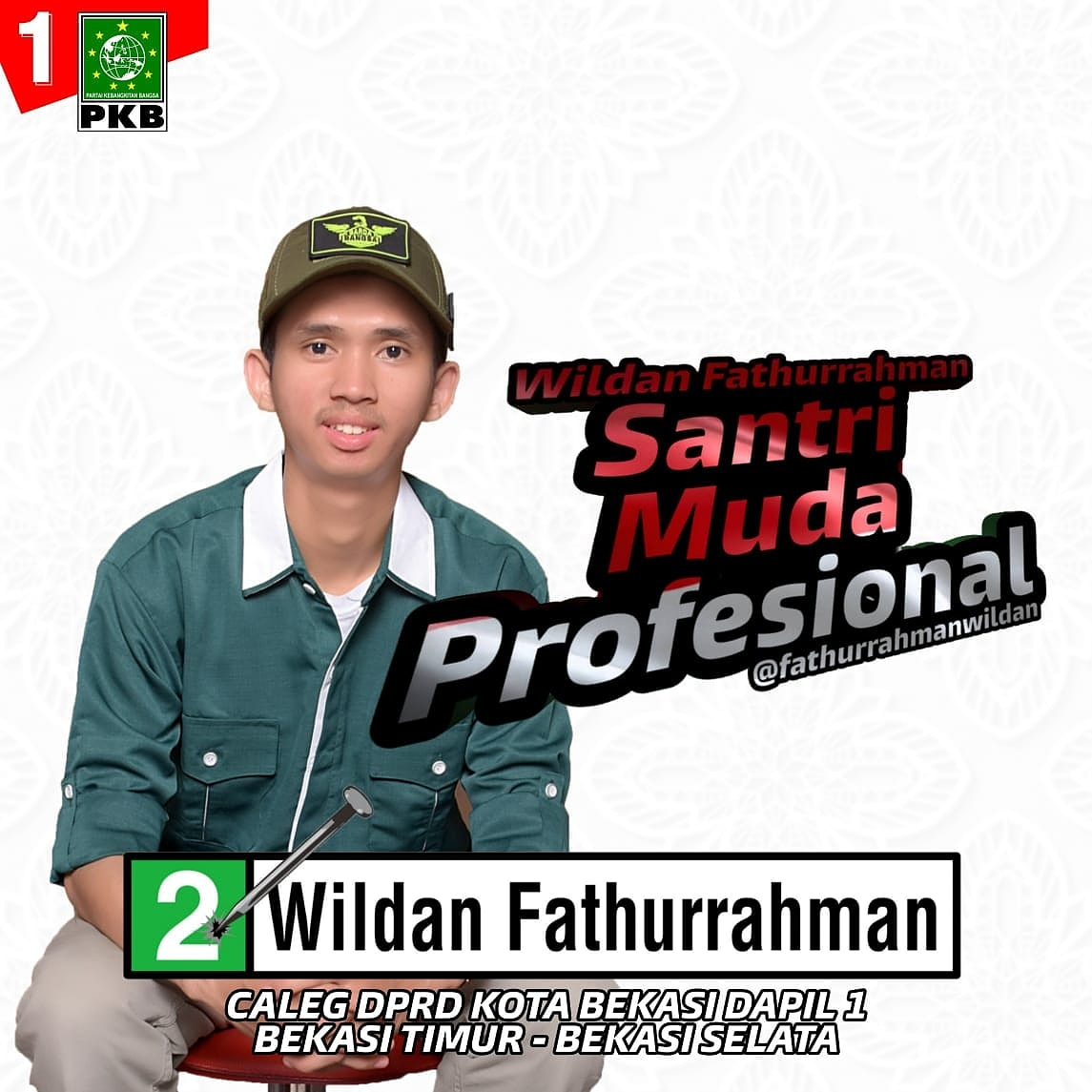 Politik Santri, Politik Santai | Ngobrol Bareng Kang Wildan (Part 1)