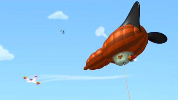 let's stop that zeppelin